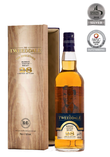 The Tweeddale: The Evolution 28y - Blended Scotch Whisky