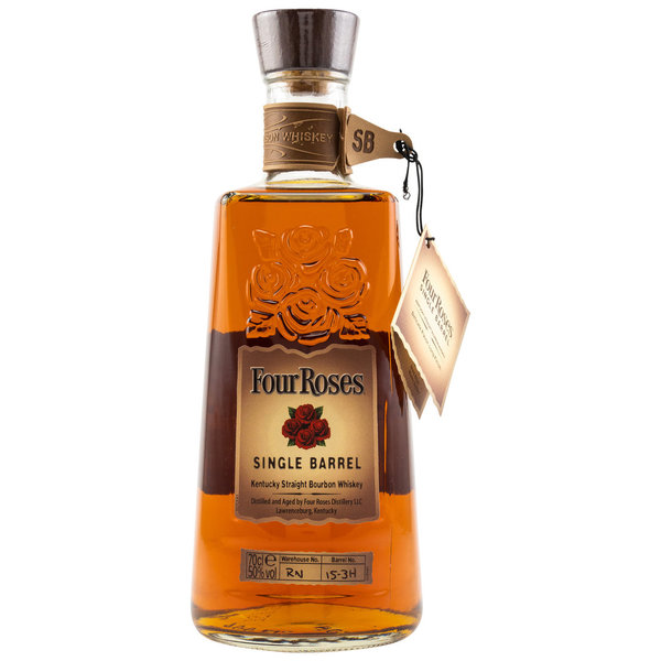 Four Roses Single Barrel - Kentucky Straight Bourbon Whiskey