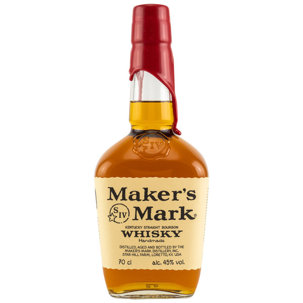 Maker's Mark - American Bourbon Whiskey