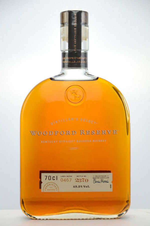 Woodford Reserve - American Bourbon Whiskey