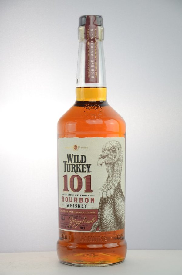 Wild Turkey 101 - American Bourbon Whiskey